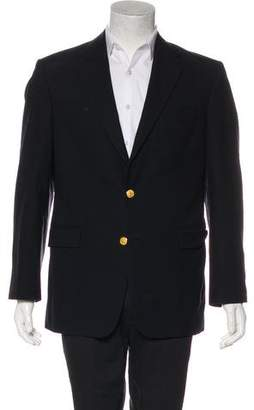 Brooks Brothers Wool Two-Button Blazer