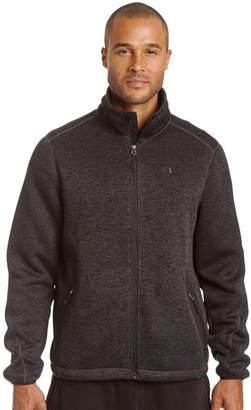 Champion Big & Tall Fleece Knit Jacket