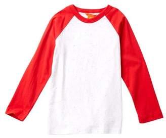 Joe Fresh Neppy Long Sleeve Shirt (Big Boys)