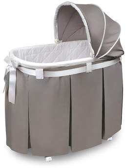 Badger Basket Wishes Oval Bassinet
