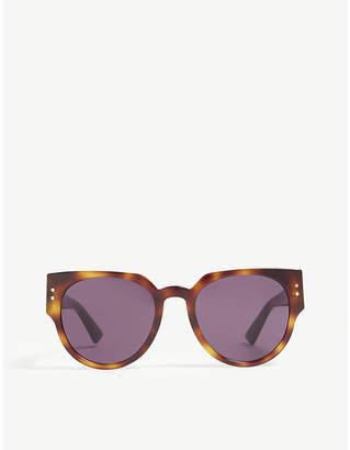 ee3ccd69f0 Christian Dior LadyDiorStuds3 cat-eye-frame sunglasses