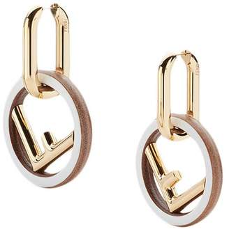 Fendi F Is For earrings