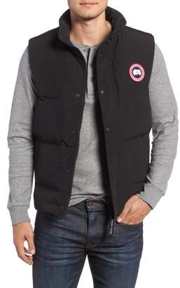 Canada Goose Garson Quilted Down Vest