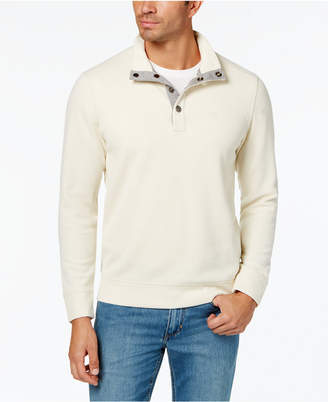 Tommy Bahama Men Cold Spring Mock Neck Knit
