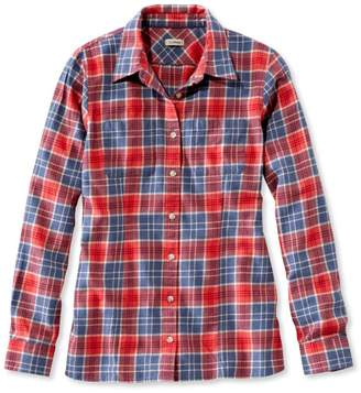L.L. Bean L.L.Bean Women's Freeport Flannel Shirt