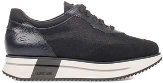 Alberto Guardiani Black Sport Lady Way Sneakers