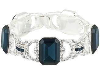 Lauren Ralph Lauren 7.5 Stone Drama Line Bracelet