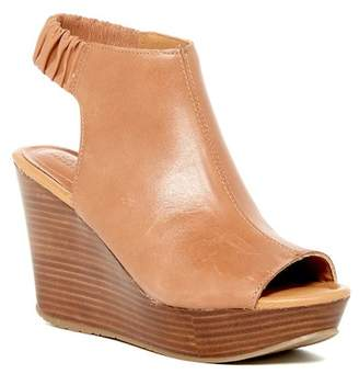 Kenneth Cole Reaction Sole Chick Platform Wedge Sandal $89 thestylecure.com