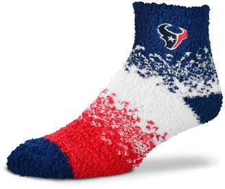 For Bare Feet Women's Houston Texans Marquee Sleep Socks