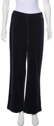 St. John Sport Velvet Lounge Pants