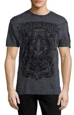 Affliction A Frame Crewneck T-Shirt