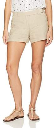 Max Studio Women's Linen Shorts