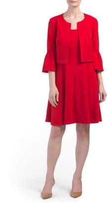 Petite Jacket Dress