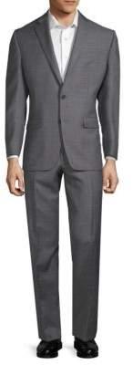 Lauren Ralph Lauren Windowpane Slim-Fit Suit