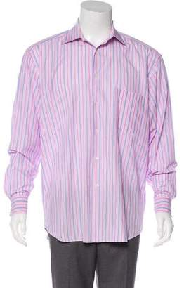 Canali Woven Dress Shirt