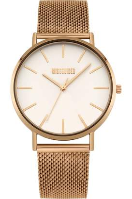 Missguided Ladies Watch MG016RGM
