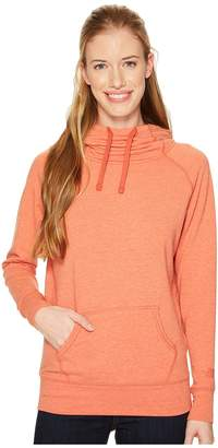 The North Face Long Sleeve TNF Terry Hooded Top Women's Sweatshirt