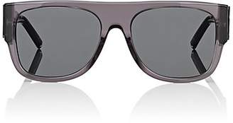 Saint Laurent Women's SL M16 Sunglasses - Gray