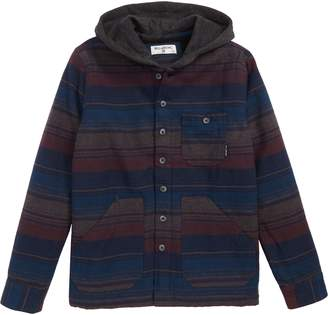 Billabong Baja Fleece Hoodie Shirt