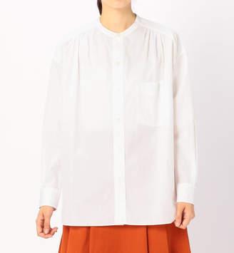 BSHOP (ビショップ) - ビショップ 【LE GLAZIK】バンドカラーギャザーシャツ MIB WOMEN