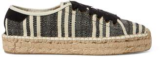 Ralph Lauren Lizzy Mesh Espadrille Sneaker