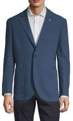 Tailorbyrd Waffle-Knit Sportcoat