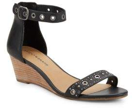 Lucky Brand Jorey Tanle Leather Sandals