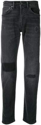 Edwin distressed jeans