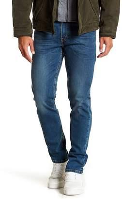 "Levi's 511 Slim Fit Throttle Jeans - 30-34\"" Inseam"