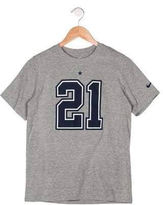 Nike Boys Short Sleeve Shirt