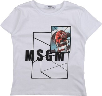 MSGM T-shirts - Item 12000664SA
