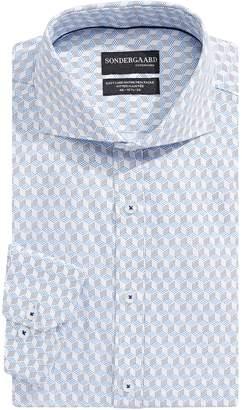 Sondergaard Long Sleeve Button-Down Dress Shirt