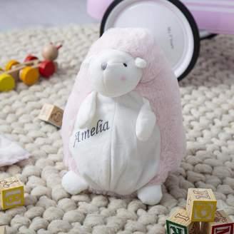 My 1st Years Personalised Pink Medium Hedgehog Soft Toy