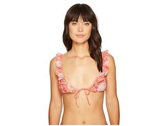 O'Neill Fiona Ruffle Top Women's Swimwear