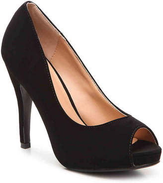 Journee Collection Lois Platform Pump - Women's