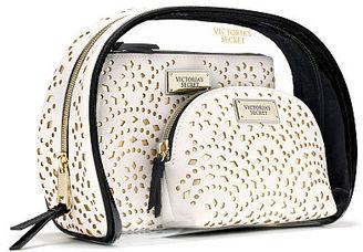 Victoria's Secret Beauty Bag Trio $24 thestylecure.com