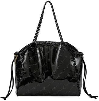 Stella McCartney Falabella Medium Reversible Clear Tote Bag