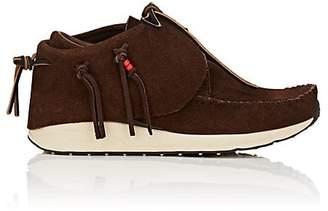 Visvim Men's FBT Suede Moccasin Sneakers