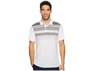Puma Go Time Road Map Polo Men's Short Sleeve Knit