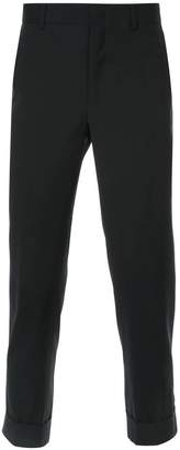 CK Calvin Klein cropped tailored trousers