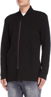 Antony Morato Black Knit Jacket