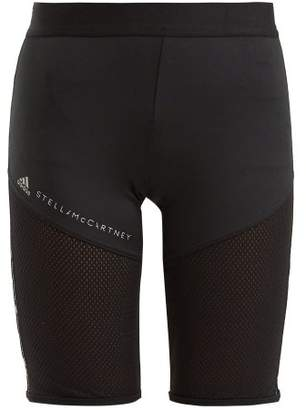 adidas by Stella McCartney Core Cycling Shorts - Womens - Black