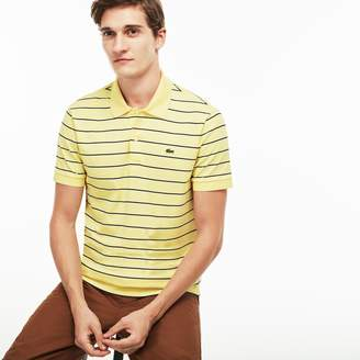 Lacoste Men's Regular Fit Pima Cotton Polo