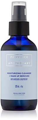 Province Apothecary Moisturizing Cleanser Plus Makeup Remover