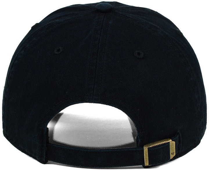 '47 Brand Los Angeles Dodgers Core Clean Up Cap 2