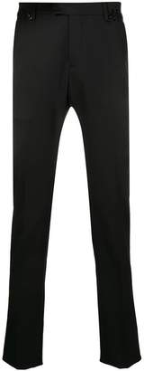 Les Hommes tailored slim trousers