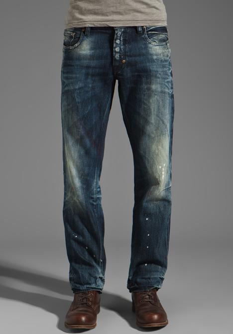 PRPS Goods & Co. Barracuda Shining Wall Jean