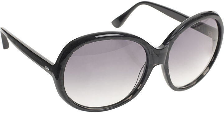 Dita Cover Sunglasses - Black Swirl