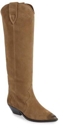 Isabel Marant Denvee Tall Western Boot