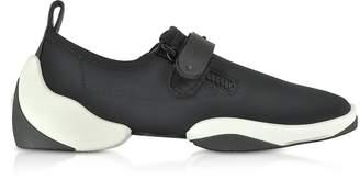 Giuseppe Zanotti Light Jump LT2 Black Nylon Slip on Men's Sneakers
